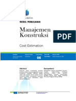 Modul6 Manajemen Konstruksi Elhazri