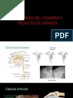 Anatomía Del Hombro y Técnicas de Imagen [Autoguardado]