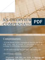 An Overview of Compensation