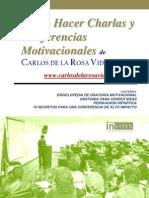 Como Motivar a los demas (Temas de Oratoria, Autoimagen, Arte de Vivir, Autoayuda, autoestima, inteligencia emocional)