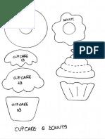 Cupcakce e Donuts