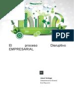 El Proceso Disruptivo EMPRESARIAL