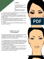 Apostila _ Auto Maquiagem _ Completa