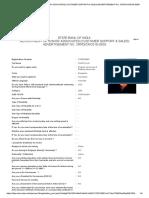 sbi application punith.pdf