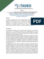 Calibración de Instrumentos de Laboratorio Practica # 0 (1)