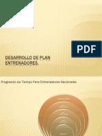 Plan Proyecto Entrenadores Mexico