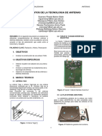Fundamentos de La Tecnologia de Antenas