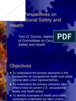 Labor Perspectives on Occupational Safety and Health (1)