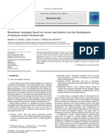 Bacteria and Viruses on Biomaterials