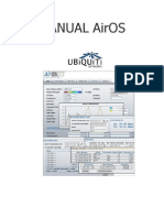 Manual AirOS Ubiquiti