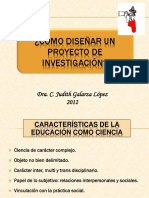 C_mo_dise_ar_un_Proyecto_DE_INVESTIGACI_N.ppt