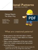 CreationalPatterns_AbstractFactory & FactoryMethod