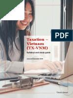 Taxation VN