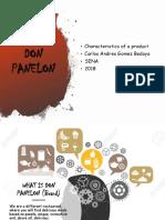 Don Panelon