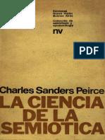 3 Peirce, Charles La Ciencia de La Semiotica Editado Para Imprimir Calidad Alta) 1 2