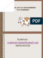 63223_monohibrid Dan Dihibrid