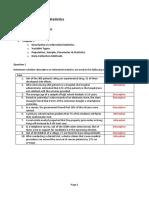 Worksheet 1 - Solution