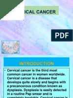 kanker servik