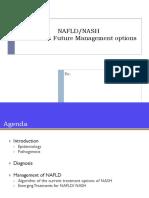 NAFLD -NASH and Present & Future Management Options