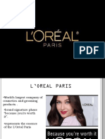 Loreal Company Review