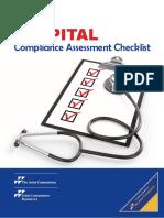 JCI Compliance Checklist