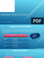 Introduction of xpath.pptx