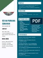 CV - Revan Purnama G - Email Baru