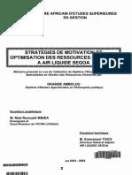 Mémoire - Stratégies de motivation & optimisation des RH.pdf