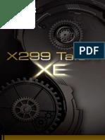 X299 Taichi XE
