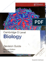 Biology Revision Guide by Ian J.burton