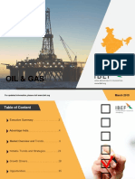 Oil and gas sector india