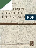 Alessandro Roccati - Introduzione allo studio dell'egiziano (2008).pdf