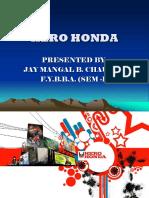 Hero Honda