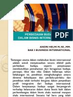 Bisnis Global Bab 3