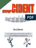 Accident Directcostindirectcost 161001105739