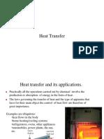 Heat Transfer Conduction