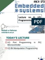 port programming