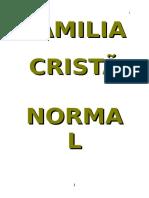 WN a Familia Crista Normal