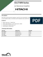 HA17458 Hitachi