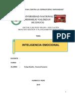 Inteligencia Emoicional-Colqui Basilio, Yessica Yessenia
