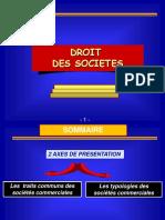 PARTIE 1 DROIT DES SOCIETES.ppt