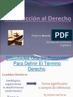 Capitulo 1 Introducción al Derecho