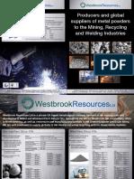 Westbrook FeSi1545 Brochure
