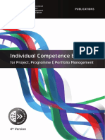 individual Competence Baseline