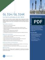 Interruptor GL 314