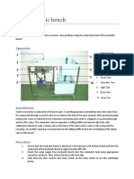 Experiment 01 The hydraulic bench.pdf