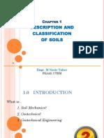 1 Soil Classification