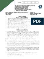 Periyar University - College Marks Updates
