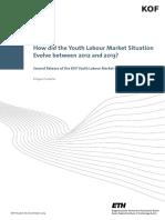 Kof Youth Labour Market Index