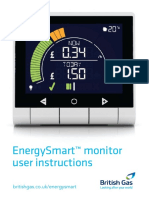 Electricity Monitor Intructions